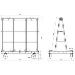 A-Frame 1850-QP