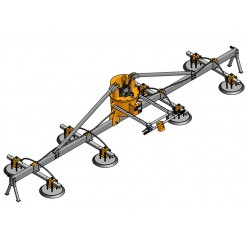 AMVL2200-8 Mechanical Vacuum Lifter