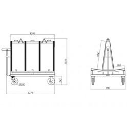 Demountable Frame - DFF 200