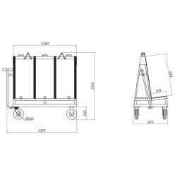 Demountable Frame - DFH 200