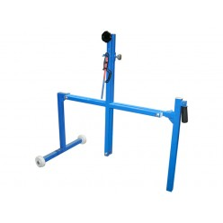 Fiberglass Cutting Stand Including Hack Saw
