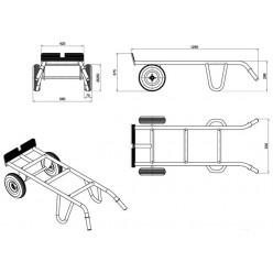 Hand Truck AHT-750