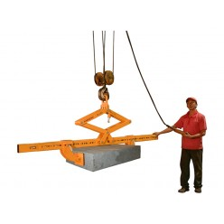Horizontal Stone Lifting Clamp AHLC-1500