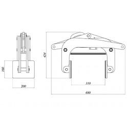 Scissor Lifter ASL-300