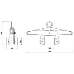 Scissor Lifter ASL-125