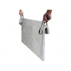 Stone Panel Carriers with Cable