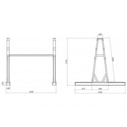 Storage A-Frame