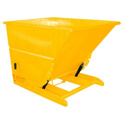 Waste Bin 1000 PC (Powder Coated) 3mm