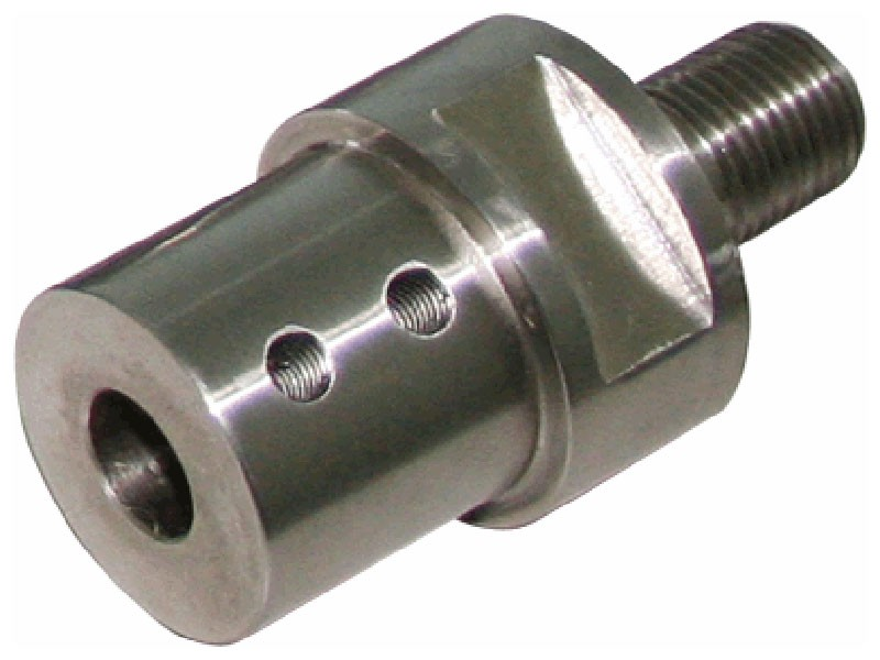 Water swivel drill adaptor